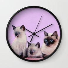 Distracted Wall Clock