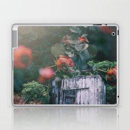 Abandoned Roses Laptop & iPad Skin