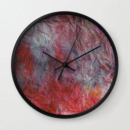 Rag 8 Wall Clock