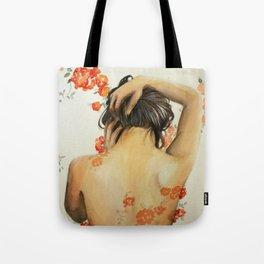 Blend In Tote Bag