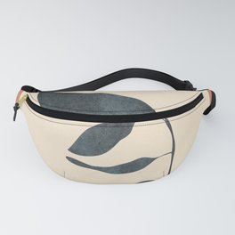 Summer Leaves Fanny Pack