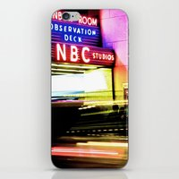 30 rock iPhone & iPod Skins featuring 30 ROCK by grsphoto