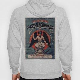 Old sign / Les Mystères de la franc-maçonnerie Hoody