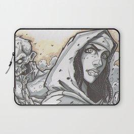 Walking Dead Michonne Laptop Sleeve