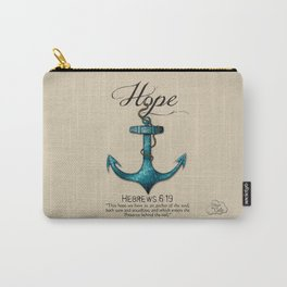 Anchor_Hebrews6:19 Carry-All Pouch