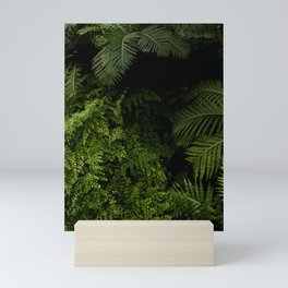 Tropical jungle. Mini Art Print