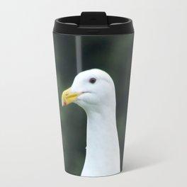 Seagull Photography Print Travel Mug