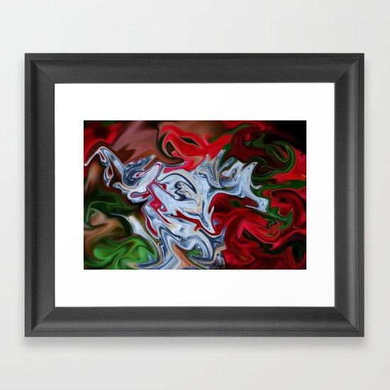 murcury Framed Art Print