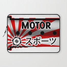 Japanese MotorSport Laptop Sleeve
