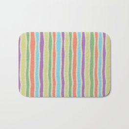 LYWALH Stripes Bath Mat