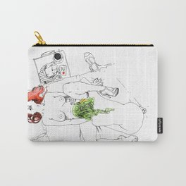 lovely breakfast 2 Carry-All Pouch