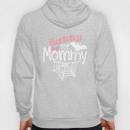 Halloween T-shirt/ Batty for Mommy Hoody