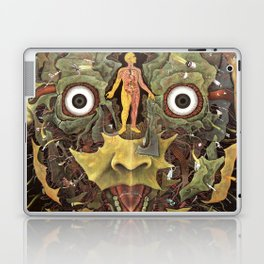Journey of The Wounded Healer  Laptop & iPad Skin