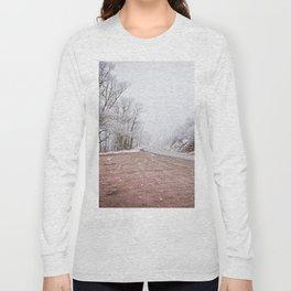 As the snow falls Long Sleeve T-shirt