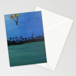 The Paraglider Stationery Cards