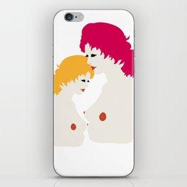 DESNUDOS iPhone Skin