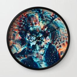 Galaxy Metaphor - Limited Edition 50 ex. Wall Clock