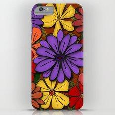 Flower Power! iPhone 6 Plus Slim Case
