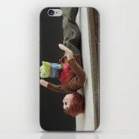 alien iPhone & iPod Skins featuring Alien by Beastie Toyz