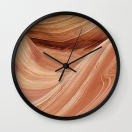 The Wave Wall Clock