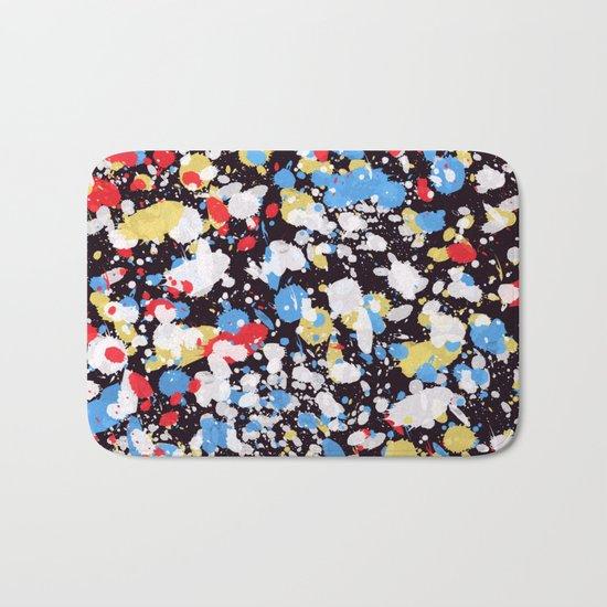 Abstract 35 Bath Mat