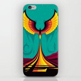 Phoenix Hope iPhone Skin