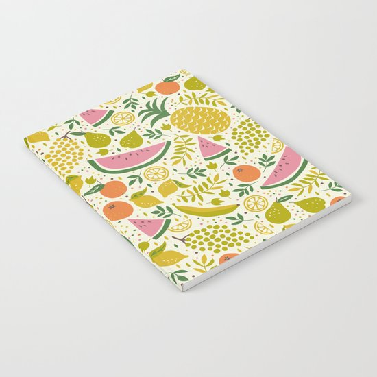 Fruit Mix Notebook
