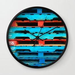 Art of Business #1 Wall Clock