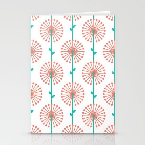 Pink Lehua Stationery Cards