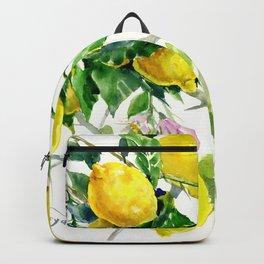 Lemon Tree Backpack