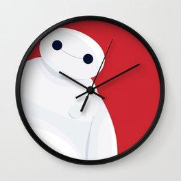 BH6 - Baymax - Big Hero 6 Wall Clock