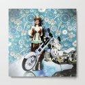 Steampunk Girl by roxygart