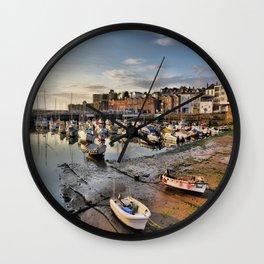 Paignton Harbour Wall Clock