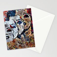 She's A Beautiful Mess Stationery Cards