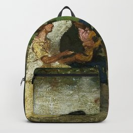 Marinus van der Maarel - Untitled Backpack