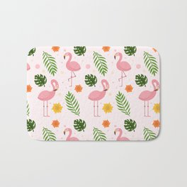 Modern Animal Pattern Bath Mat
