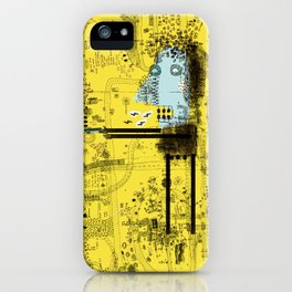 Missed my Bus iPhone Case