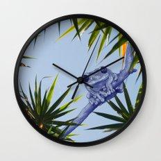 A summer kinda feeling Wall Clock