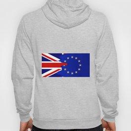 Union Jack and EU Blend Hoody