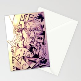 PaperBag Volume 1 Cover Art Stationery Cards