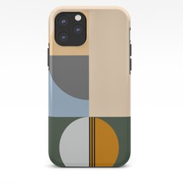 Contemporary 40 iPhone Case