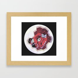 Hibernaculum Framed Art Print