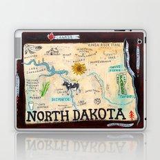 NORTH DAKOTA Laptop & iPad Skin