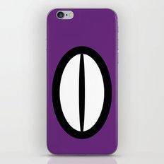 Wide Shut iPhone & iPod Skin