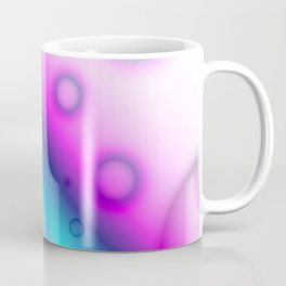 Bubbles Abstract Background G114 Coffee Mug