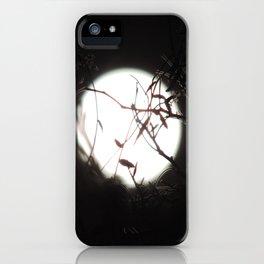 Luna Llena 2 iPhone Case