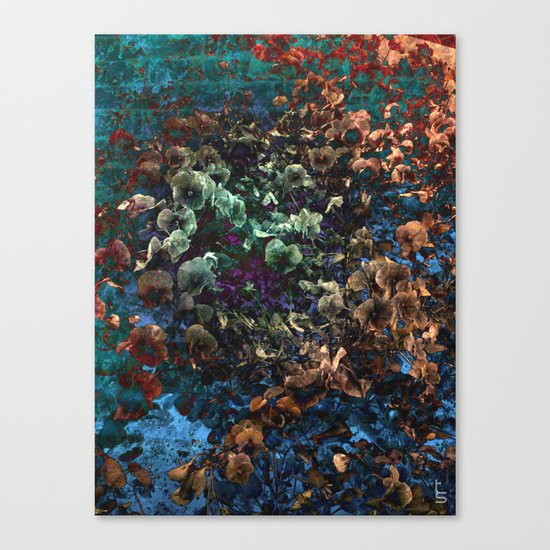 Altered Life Canvas Print