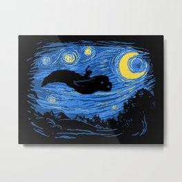 Neverending Night Metal Print