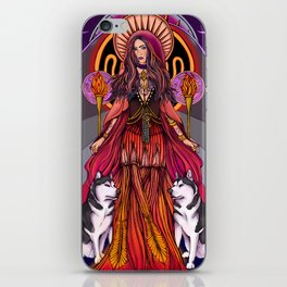 Hecate: Queen of the Night iPhone Skin