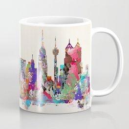 San Antonio Texas skyline Coffee Mug